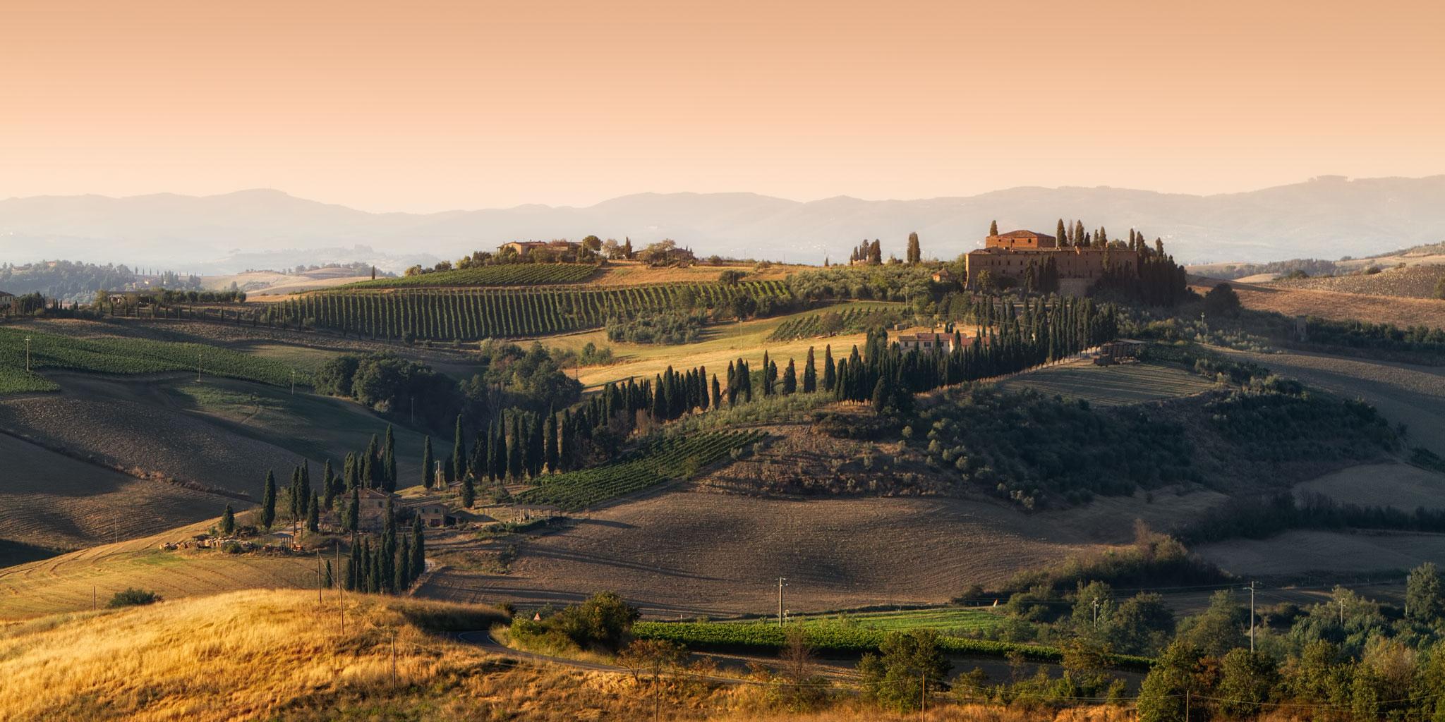 Gli stranieri che cercano casa in Italia amano la Toscana