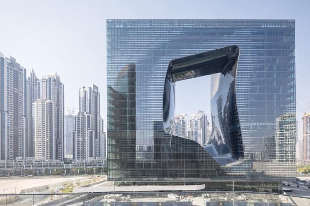 Opus: il nuovo progetto firmato Zaha Hadid sorgerà a Dubai