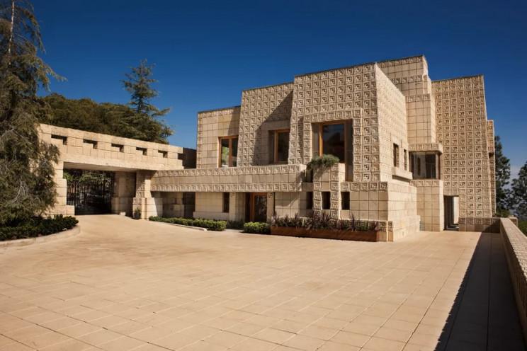 Venduta per 18 milioni di dollari, Ennis House, gioiello d'architettura firmato Frank Lloyd Wright
