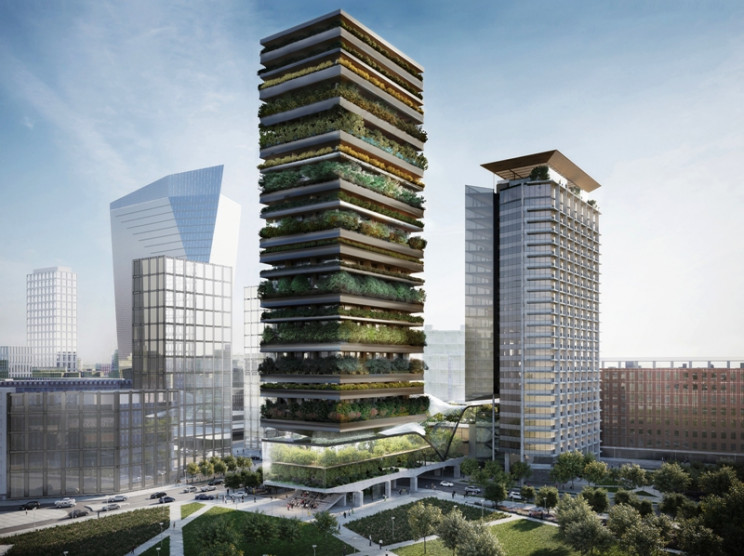 Pirelli 39: il nuovo progetto green di Milano
